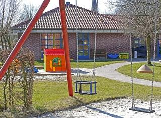 Baleset-megelőzés a kerti játszótereken